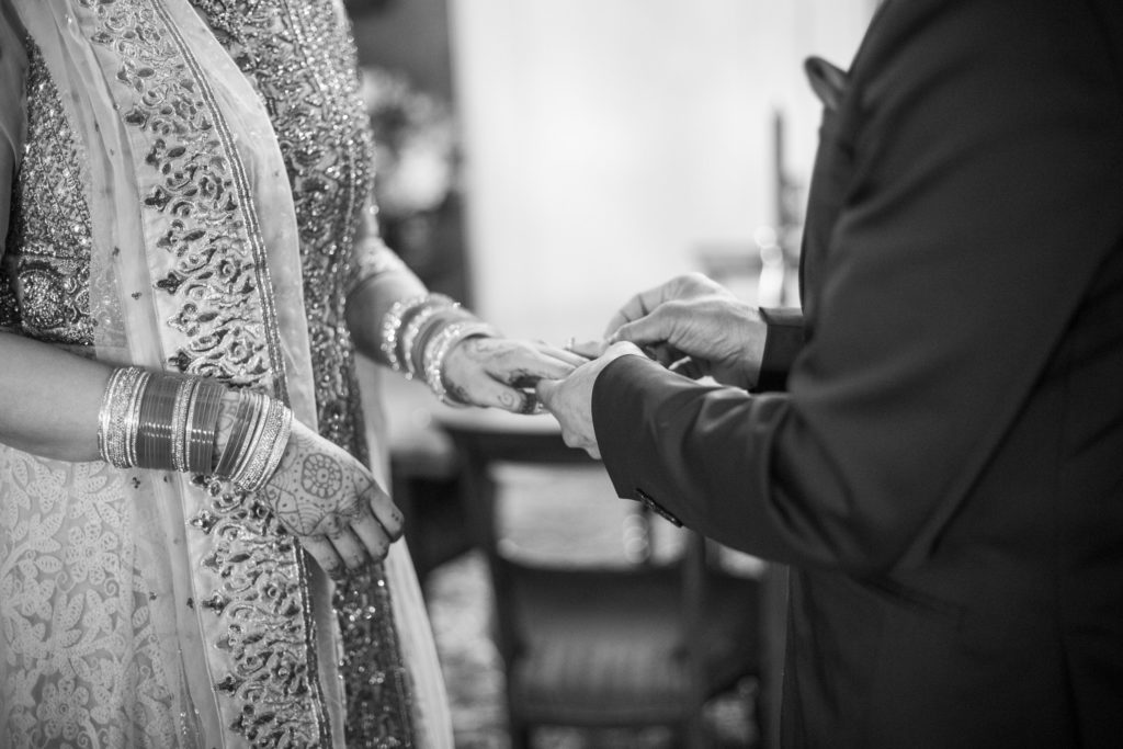 Vancouver wedding photographer this is it studios Ann moore officiant