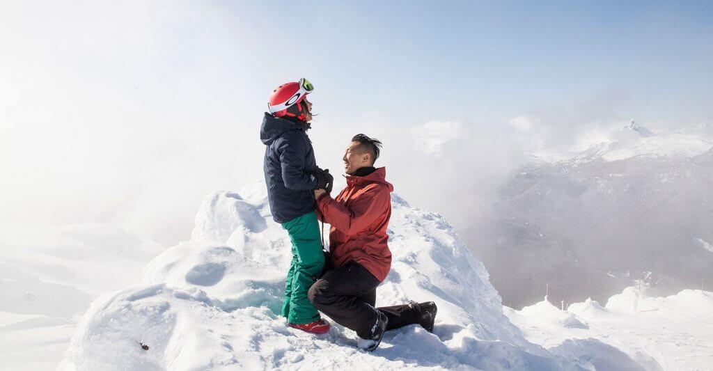 Vancouver Photography - Surprise proposal