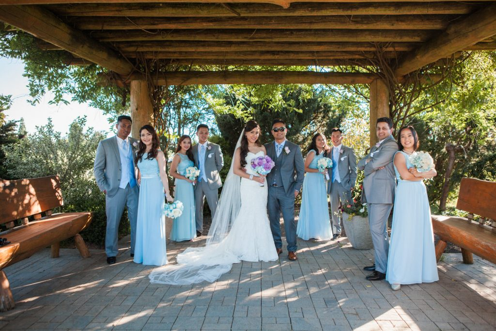 Vancouver wedding photographer Mayfair Lakes Golf and Country Club